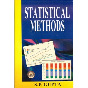 Sultan Chand's Statistical Methods For CWA Founation December 2018 Exam by S. P. Gupta