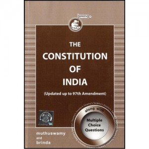 Swamy Publisher's The Constitution of India (A-5)