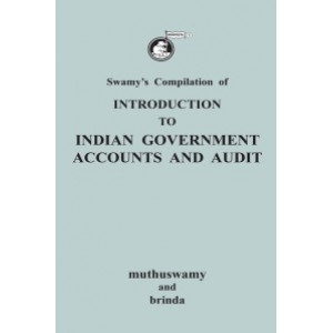 Swamy's Introduction to Government Accounts & Audit (C-30)