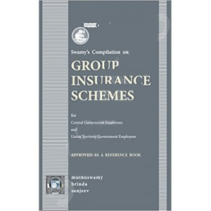 Swamy's Compilation on Group Insurance Schemes For Central Government Employees by Muthuswamy & Brinda