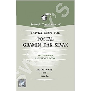 Swamy's Compilation of Service Rules for Postal Gramin DAK Sevak