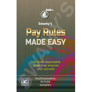 Swamy Publisher's Pay Rules Made Easy (G-4)