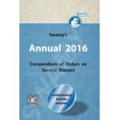Swamy's Annual 2016 - Compendium of Orders on Service Matters (C-116)