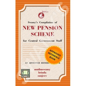 Swamy's Compilation of New Pension Scheme for Central Government Staff by Muthuswamy & Brinda