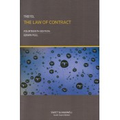 Sweet & Maxwell's Treitel on The Law Of Contract by Prof. Edwin Peel