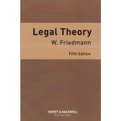Sweet & Maxwell's Legal Theory by W. Friedmann