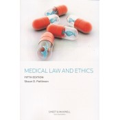 Sweet & Maxwell's Medical Law and Ethics by Shaun D. Pattinson