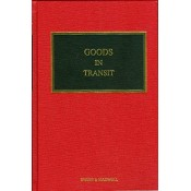Sweet & Maxwell's Goods in Transit [HB] by Dr Simone Lamont-Black, Paul Bugden