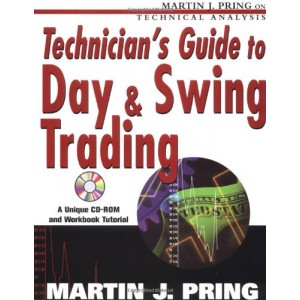 Martin J. Pring on Technicion's Guide to Day & Swing Trading (Technical Analysis) for Tata McGrawhill