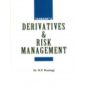 Taxmann's Derivatives & Risk Management by Dr. R. P. Rustagi