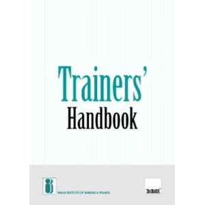 IIBF's Banking Trainers' Handbook by Taxmann Publications