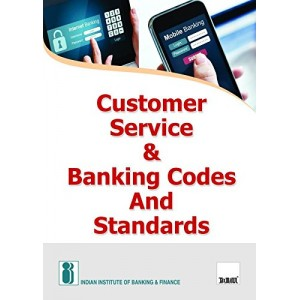 IIBF's Customer Service & Banking Codes and Standards by Taxmann Publications