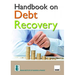 IIBF's Handbook on Debt Recovery by Taxmann Publications