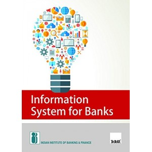 Taxmann's Information System for Banks by IIBF