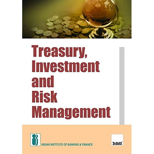 Taxmann's Treasury, Investment and Risk Management by IIBF