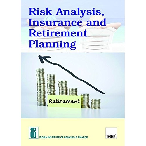 Taxmann's Risk Analysis, Insurance and Retirement Planning by IIBF [Advanceed Wealth Management Exam]