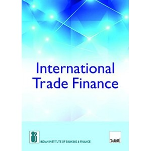 Taxmann's International Trade Finance by IIBF