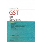 Taxmann's GST on Services by CA. Mohd. Salim