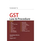 Taxmann's GST Law & Procedure by Anandaday Misshra