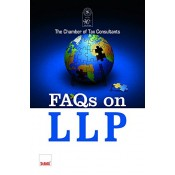 Taxmann's FAQs on LLP by The Chamber of Tax Consultants