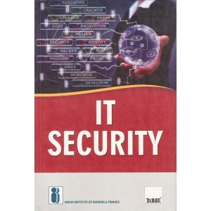 Taxmann's IT Security by IIBF