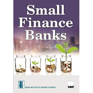 Small Finance Banks by IIBF | Taxmann Publication