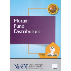 Taxmann Publication's Mutual Fund Distributors : V-A by National Institute of Securities Markets (NISM)