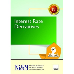Taxmann's Interest Rate Derivatives [IV] by National Institute of Securities Markets [NISM]