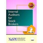 Taxmann's Internal Auditors For Stock Brokers by NISM