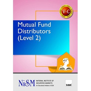Taxmann's Mutual Fund Distributors (Level 2) [V-C] by NISM