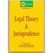 Taxmann's Legal Theory & Jurisprudence by Dr. V. B. Coutinho | LL.B Series