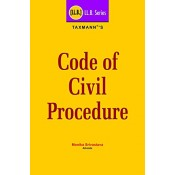 Taxmann's Code of Civil Procedure for LL.B by Monika Srivasatava | LL.B Series