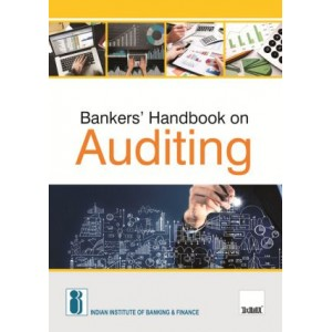 Taxmann's Bankers Handbook on Auditing by IIBF