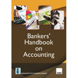 Taxmann's Bankers Handbook on Accounting by IIBF