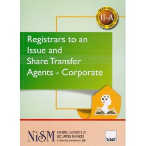 Taxmann's Registrars to an Issue and Share Transfer Agents - Corporate by NISM