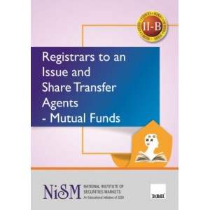 Taxmann's Registrars to an Issue and Share Transfer Agents- Mutual Fund By NISM