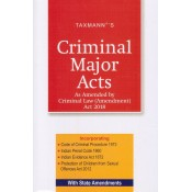 Taxmann's Criminal Major Acts