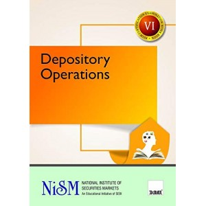 Taxmann Publication's Depository Operations by NISM