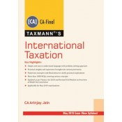 Taxmann's International Taxation for CA Final May 2019 Exam [New Syllabus] by CA. Arinjay Jain