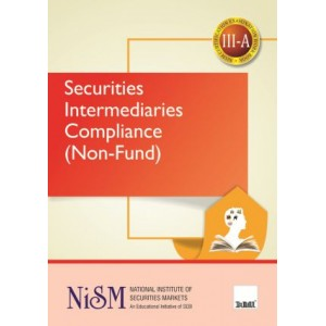 Taxmann's Securities Intermediaries Compliance (Non- Fund) by NISM