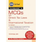 Taxmann's MCQs on Direct Tax Laws & International Taxation for CA Final May 2019 Exam [Old/New Syllabus] by CA. Arinjay Jain