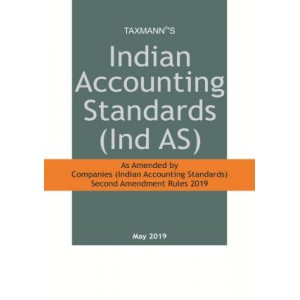 Taxmann's Indian Accounting Standards (IND-AS)