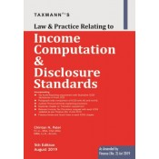 Taxmann's Law & Practice Relating to Income Computation & Disclosure Standards [ICDS] by Chintan N. Patel