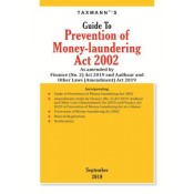 Taxmann's Guide to Prevention of Money Laundering Act 2002