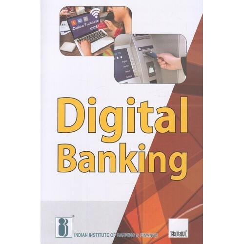 Taxmann's Digital Banking By IIBF