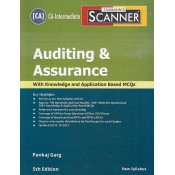 Taxmann's Cracker on Auditing & Assurance for CA Inter May 2020 Exam [New Syllabus] by CA. Pankaj Garg