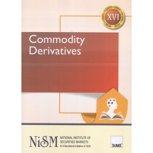 Taxmann's Commodity Derivatives (XVI) by NISM