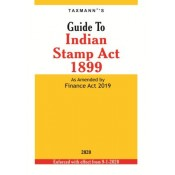 Taxmann's Guide to Indian Stamp Act 1899