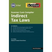 Taxmann's Cracker on Indirect Tax Laws [IDT] for CA Final May 2020 Exam [New Syllabus] by V. S. Datey, CA (Dr.) Mahesh Gour