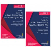Taxmann's Guide to Indian Accounting Standards [Ind AS in 2 Vols. 2020 Edition]